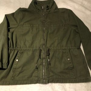 Green utility Old Navy Jacket